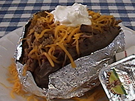 Stuffed Potato